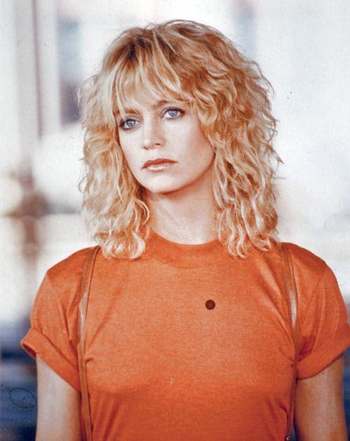 Vintageruminance Goldie Hawn Beauty Crush Blonde Highlights