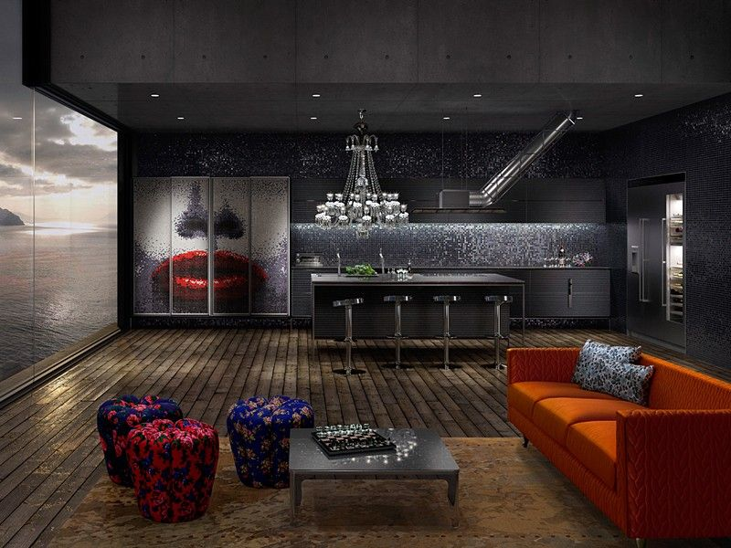 die besten 17 ideen zu k chenr ckwand aus glas auf. Black Bedroom Furniture Sets. Home Design Ideas