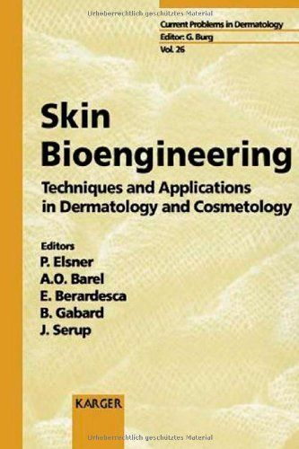 Telecharger Livre Skin Bioengineering Techniques And Applications In Dermatology And Cosmetology Pdf Ebook Gratuit