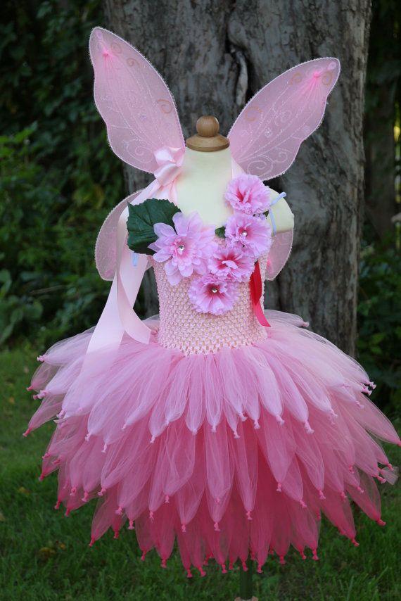 New Fairy Black purple Red Pink white green Web Petal Hippy Festival Tutu skirt