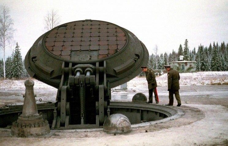 Russia building new underground nuclear command posts | Silos, Underground,  Underground shelter