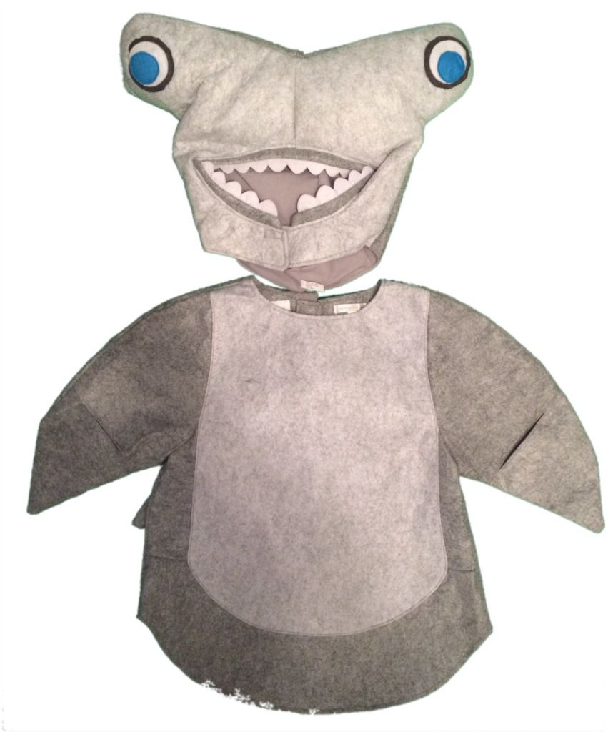 pottery barn hammerhead shark costume - Halloween Costume Shark