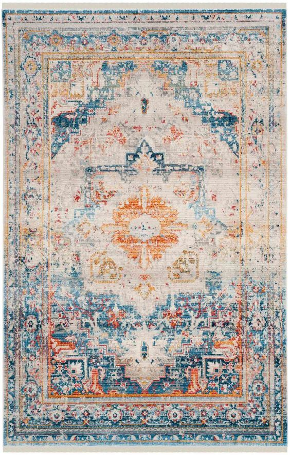 Rug Vtp438b Vintage Persian Area Rugs By Home Office