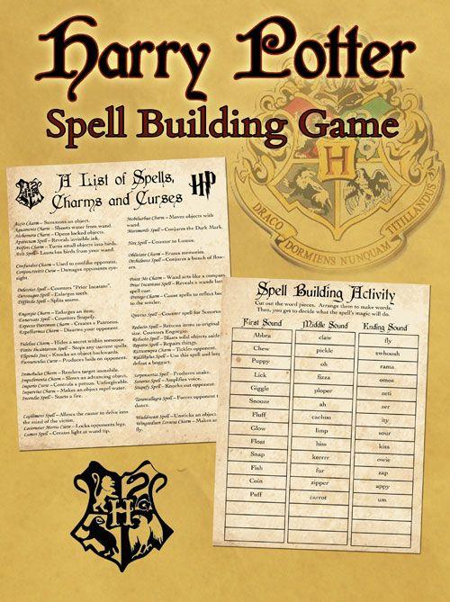 Activite Petits Jeux Harry Potter A Imprimer Jeux Harry Potter