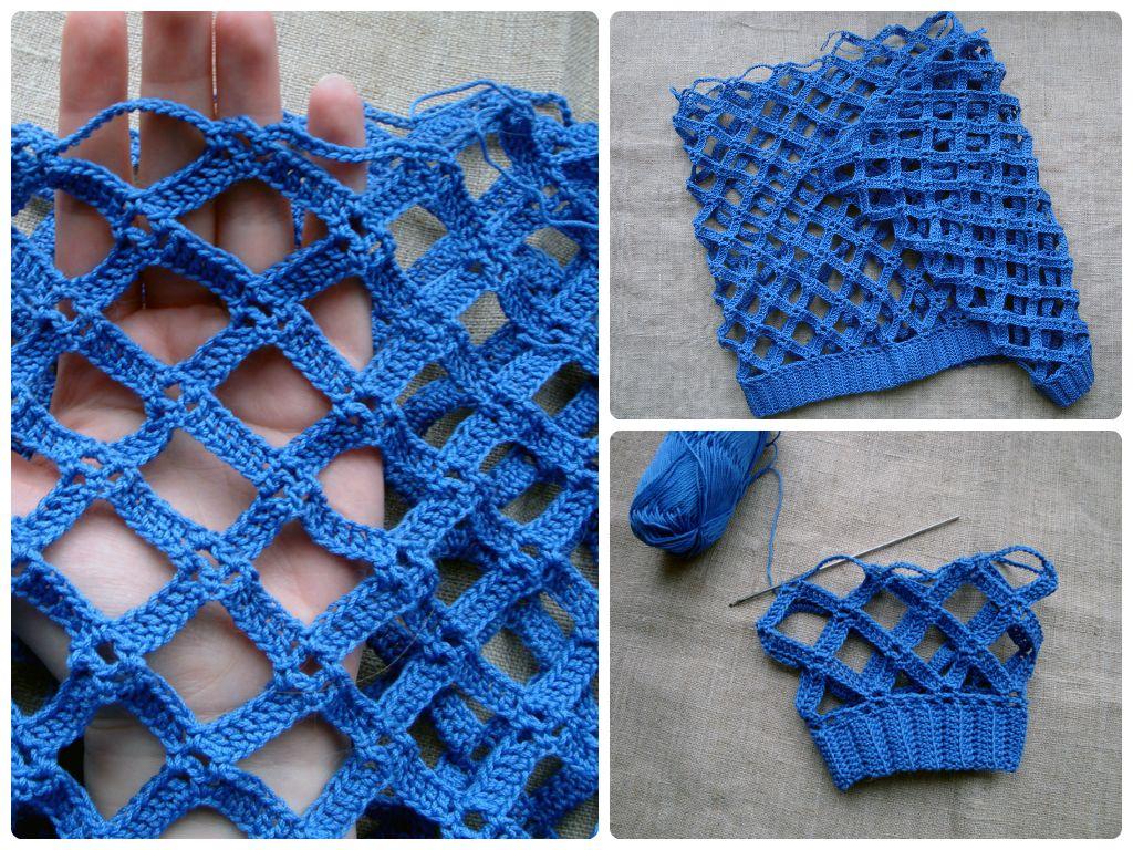 Blusa Meia Estacao Com Imagens Fazer Croche Blusa Meia