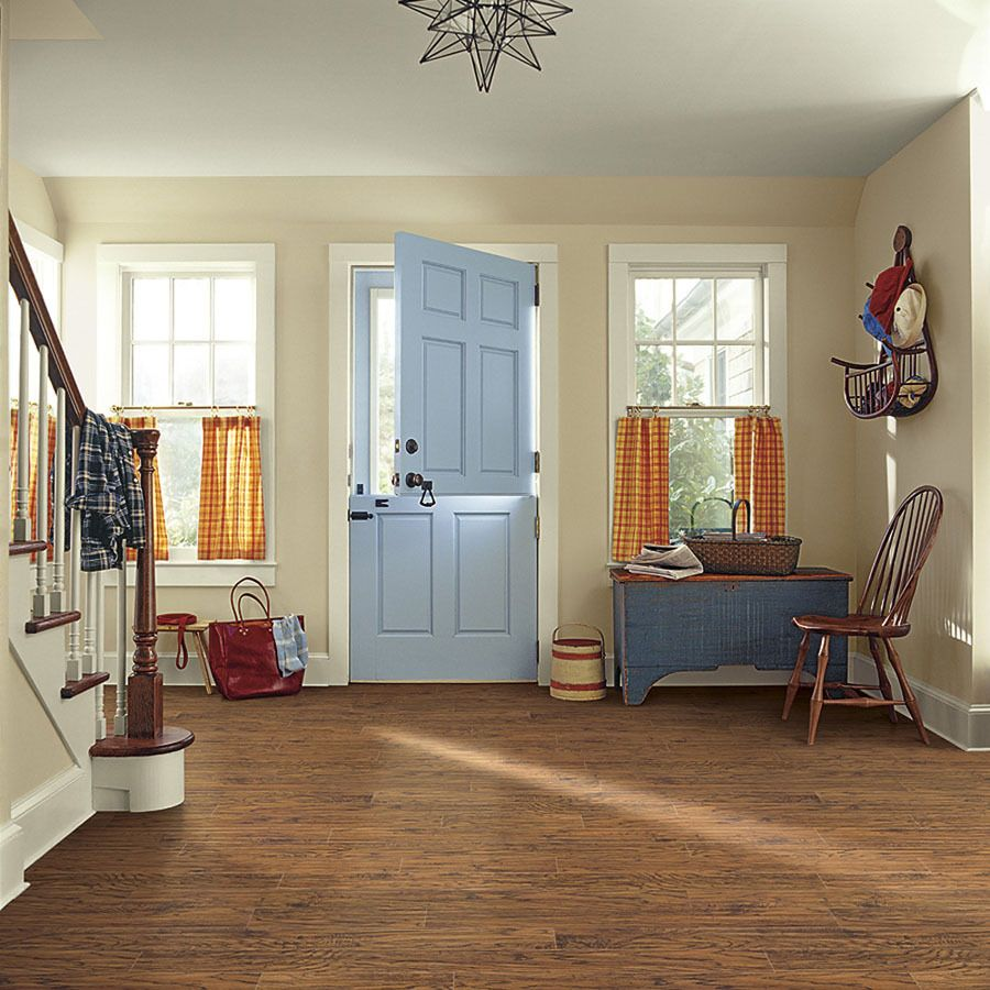 Shop Pergo Max 4 92 In W X 3 99 Ft L Heritage Handscraped Laminate Wood Planks At Lowes Com With Images Home Decor Decor Dutch Door