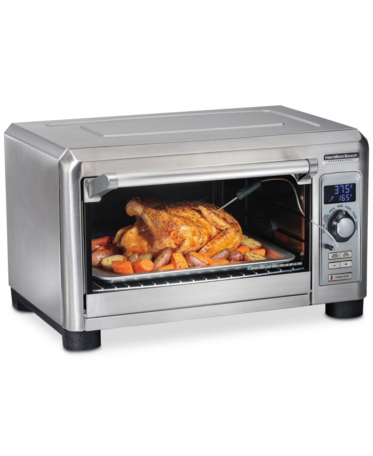 Hamilton Beach Professional Digital Countertop Oven Reviews