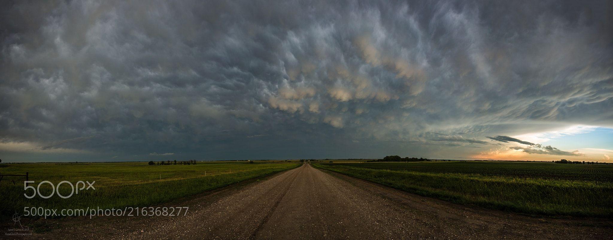 Road to Mammatus (Aaron Groen / Huron / USA) #Canon EOS 6D ...