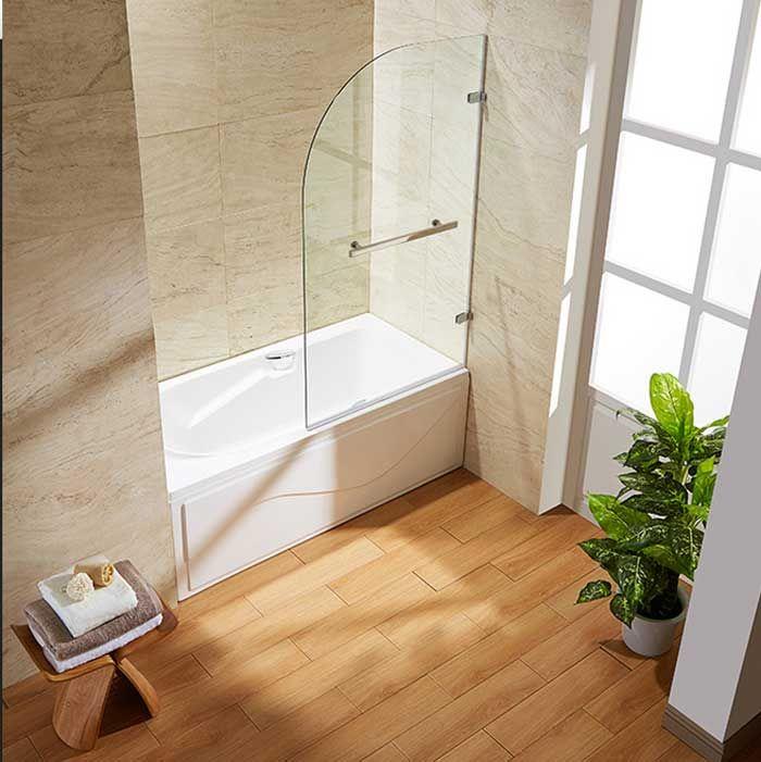 Badewanne Mit Türe Schöne Dekoration Ideen Für Kleine Badezimmer