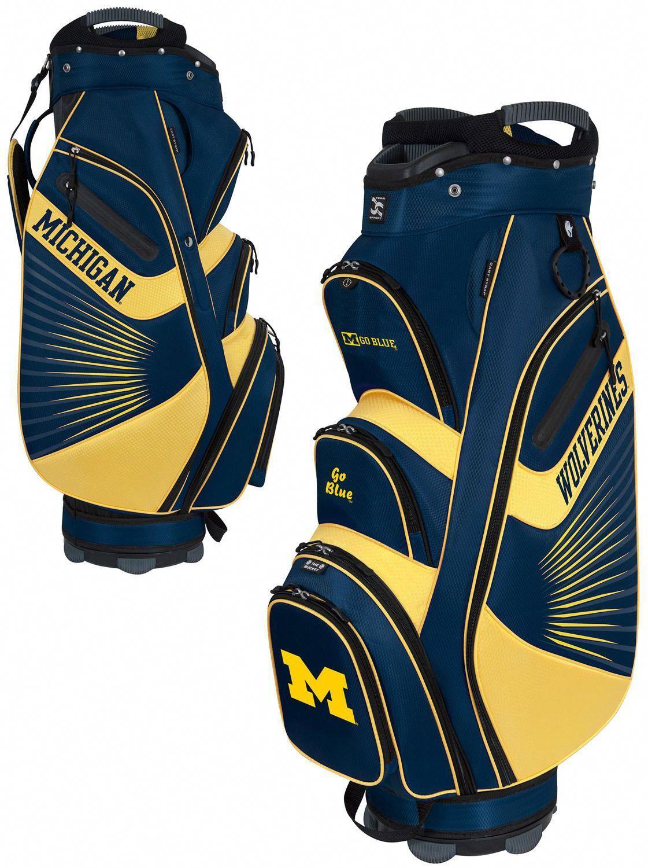Team Effort Bucket Ii Cooler Ncaa Collegiate Golf Cart Bag