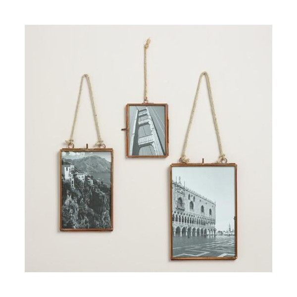 Cost Plus World Market Copper Metal Vertical Reese Frame ($9.99 ...