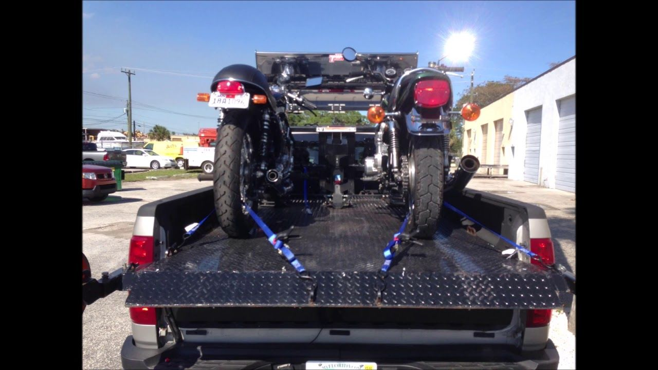 Motorcycle and Trailer Towing Services in Las Vegas NV