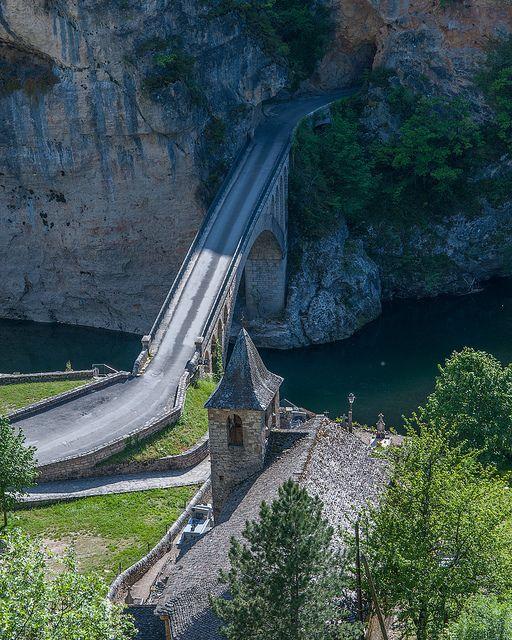 St-Chely-du-Tarn, Tarn, France