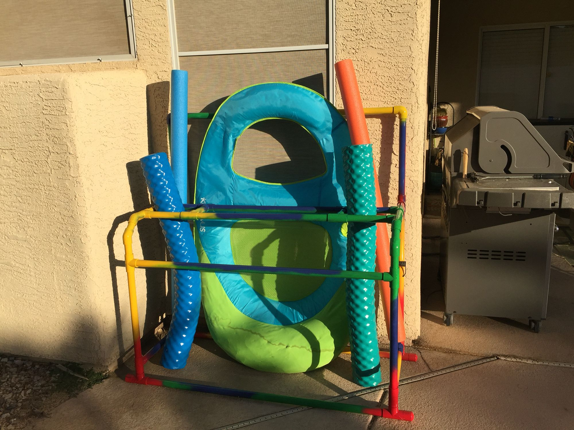 Pool Toy Organizer