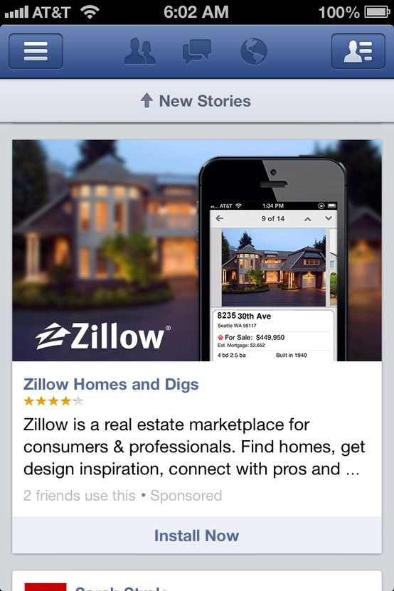 facebook - zillow | BANNER ADS | Pinterest | House on craigslist mobile homes, used double wide mobile homes, fsbo mobile homes,