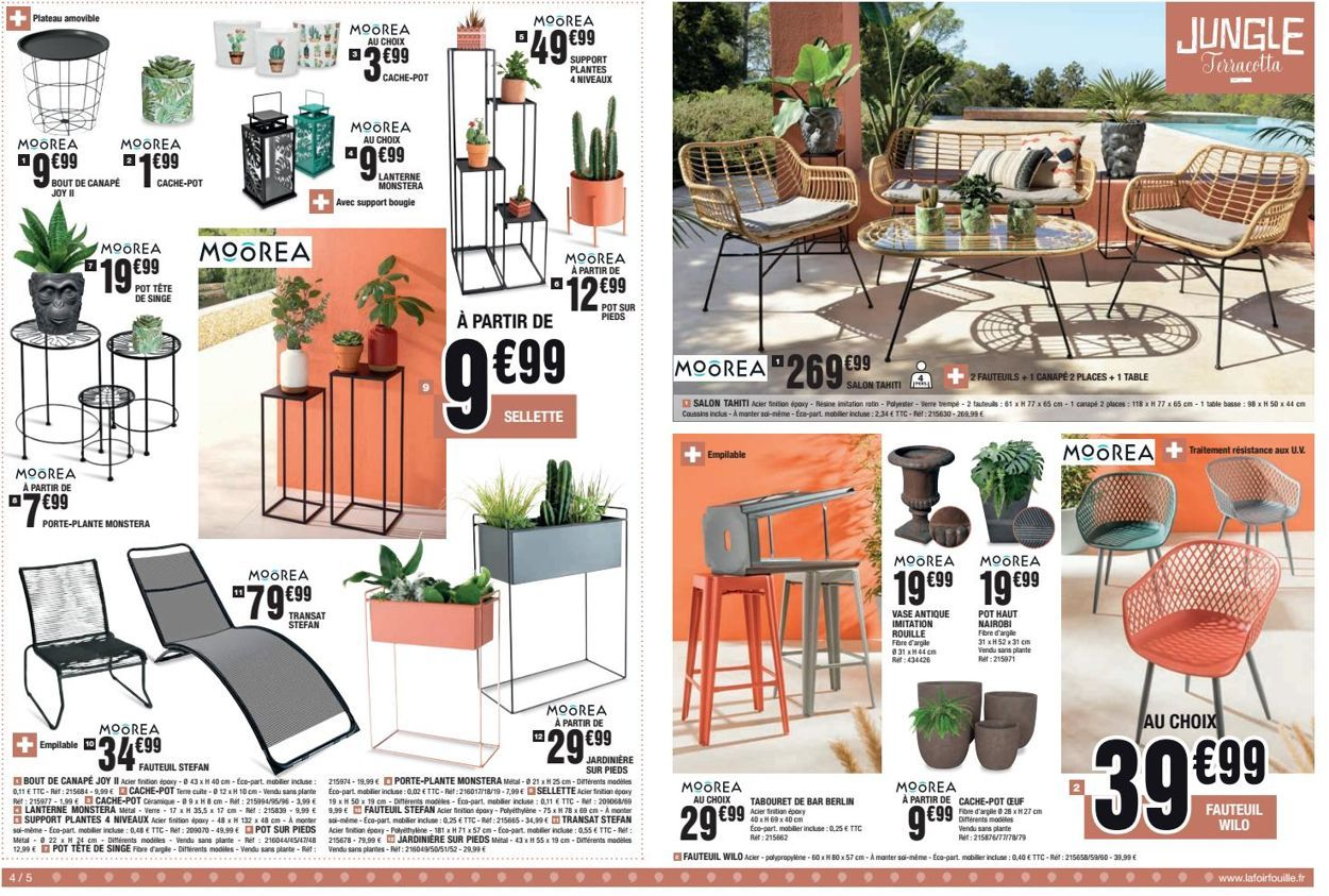 La Foir Fouille Catalogue Actuel 02 03 01 04 2020 3 Catalogue 24 Com Jardiniere Sur Pied Fontaine Bassin Sellette