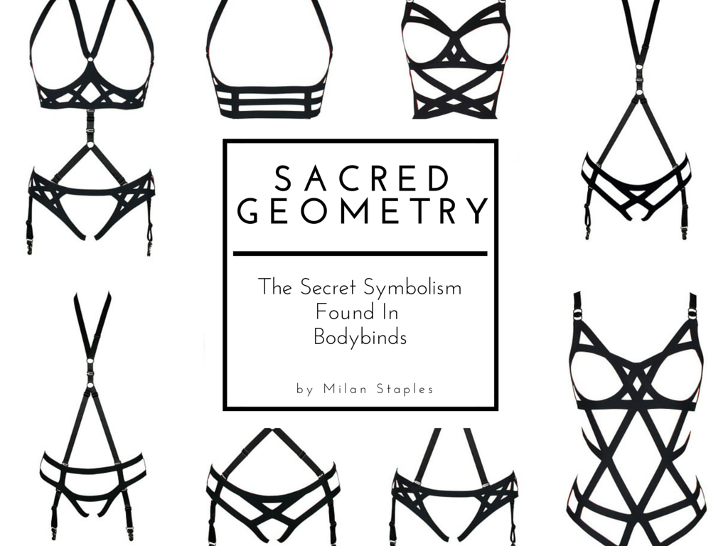 I Would Love A Bodybind Piece Soy Sacred Geometry