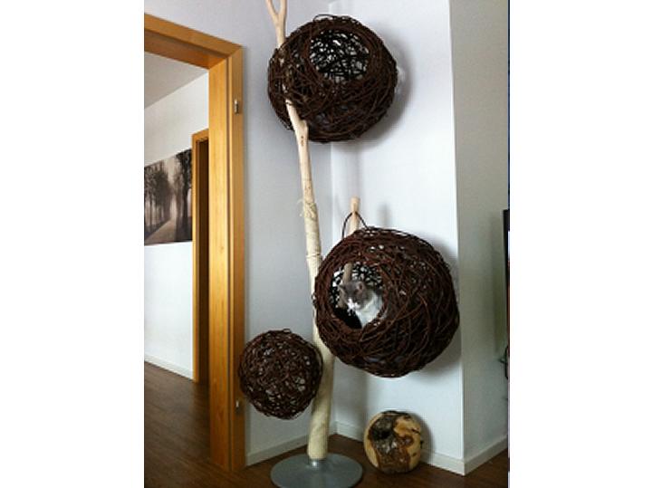 referenzen katzenbaum design kratzbaum katzenm bel naturholz treestyle diy f r katzen. Black Bedroom Furniture Sets. Home Design Ideas