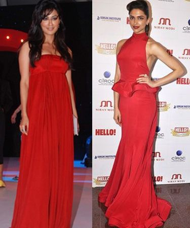 Celebrity Lessons to Look Stylish in Colour Red