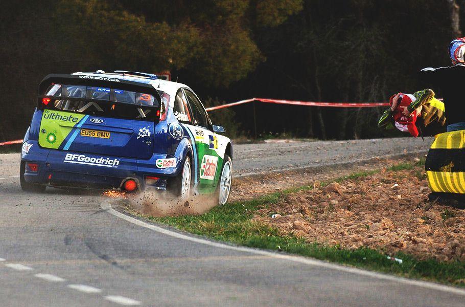 Ford Focus Wrc Rally Car Rally Car Rally Car Racing Rally