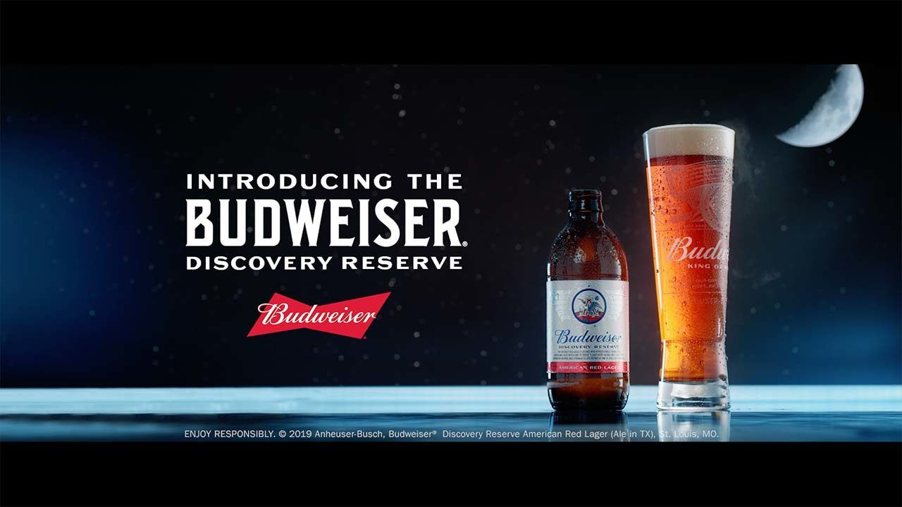 Budweiser Launches Commemorative Apollo 11 Moon Landing Beer
