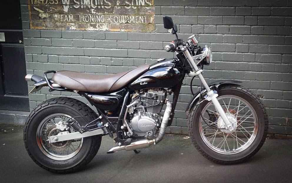 Gasoline VRetro 250