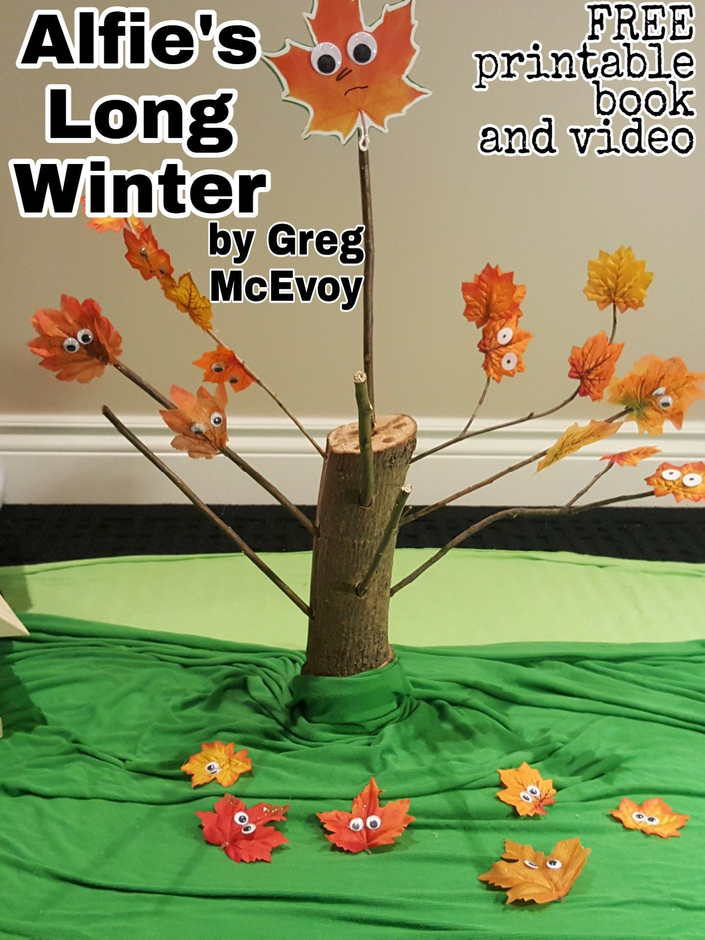 Alfie S Long Winter Story Play