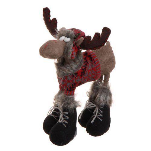 RAZ Imports - 125\ - moose christmas decorations