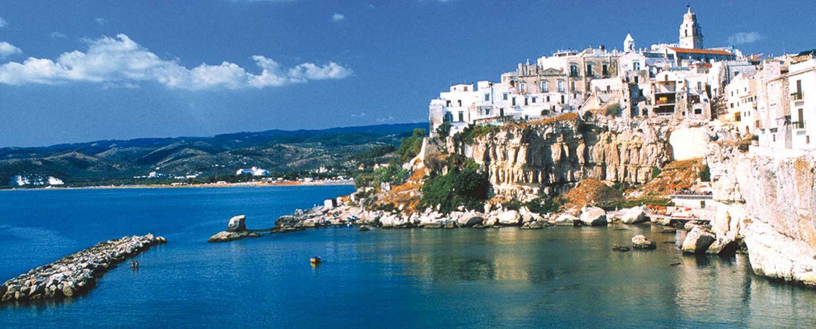 Foggia Rodi Garganico Puglia Pinterest Tourism