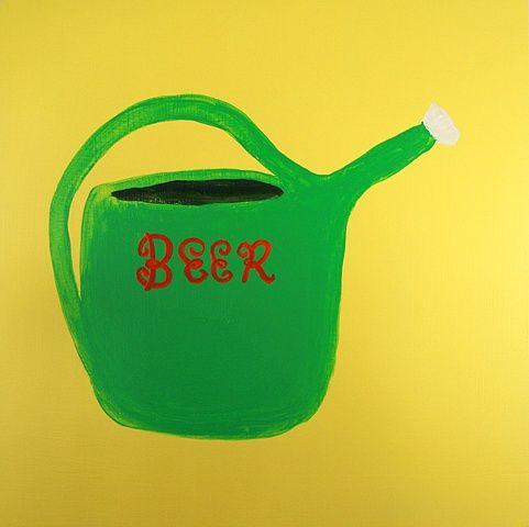 Chris Kerr. Beer Can, 2011.