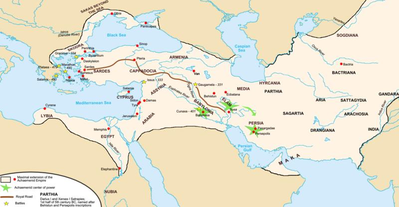 Persepolis Iran A Majestic Unesco World Heritage Site Achaemenid Persian Empire Silk Road