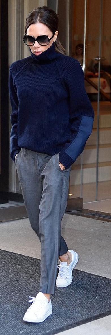 Victoria Beckham Sunglasses Cutler And Gorss Sweater