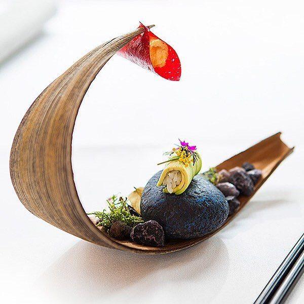 Beautiful food | Лучшие рецепты | Food presentation plates ...