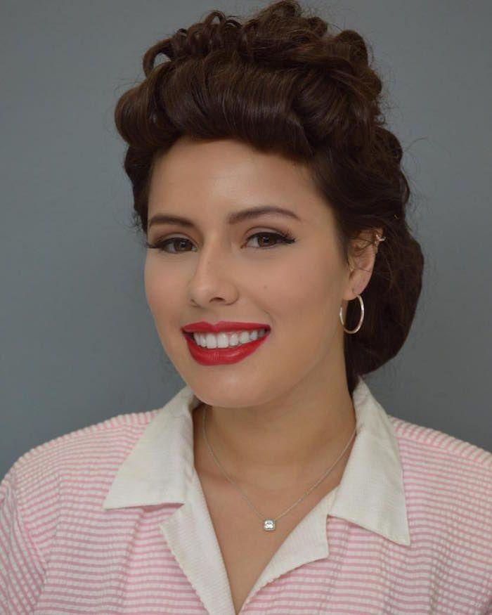 Épinglé sur Make up + hair ideas