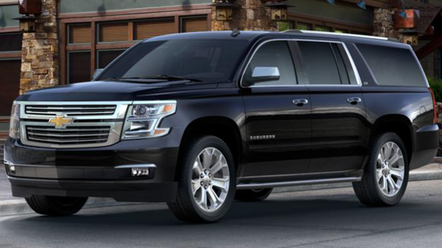 Earthtran Luxury Fleet Best Limousine Service Chevrolet Suburban Chevrolet Tahoe Chevy Suv