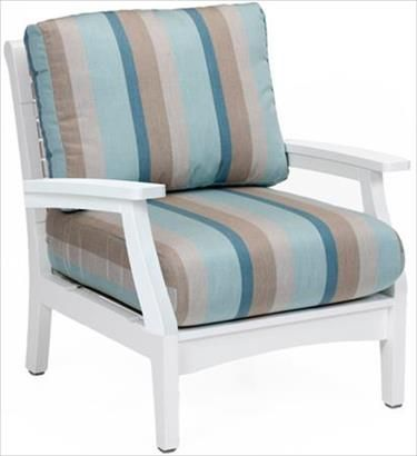 Classic Terrace Club Chair For the Home Pinterest Club chairs