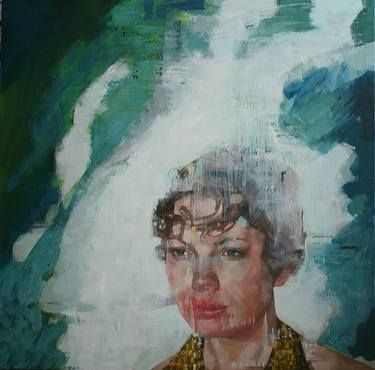 "Saatchi Art Artist Patrick Delaunay; Painting, ""EST"" #art"