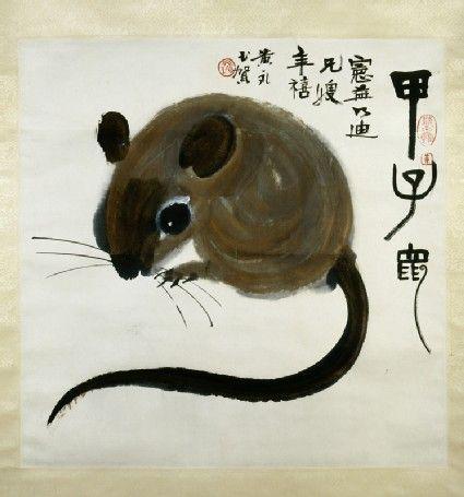 am rat according to chinese calendar.