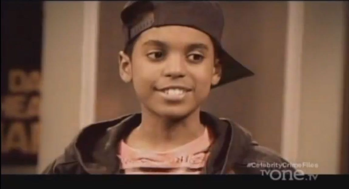 Monique King Merlin Santana Ironically merlin's mother saw ...
