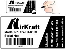 Scanmark Destructible Barcode Label Logo Full Design 38mm X 76mm Bcz24 Label Source Barcode Labels Asset Labels Labels