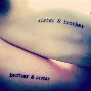 27++ Tatouage commun frere et soeur trends
