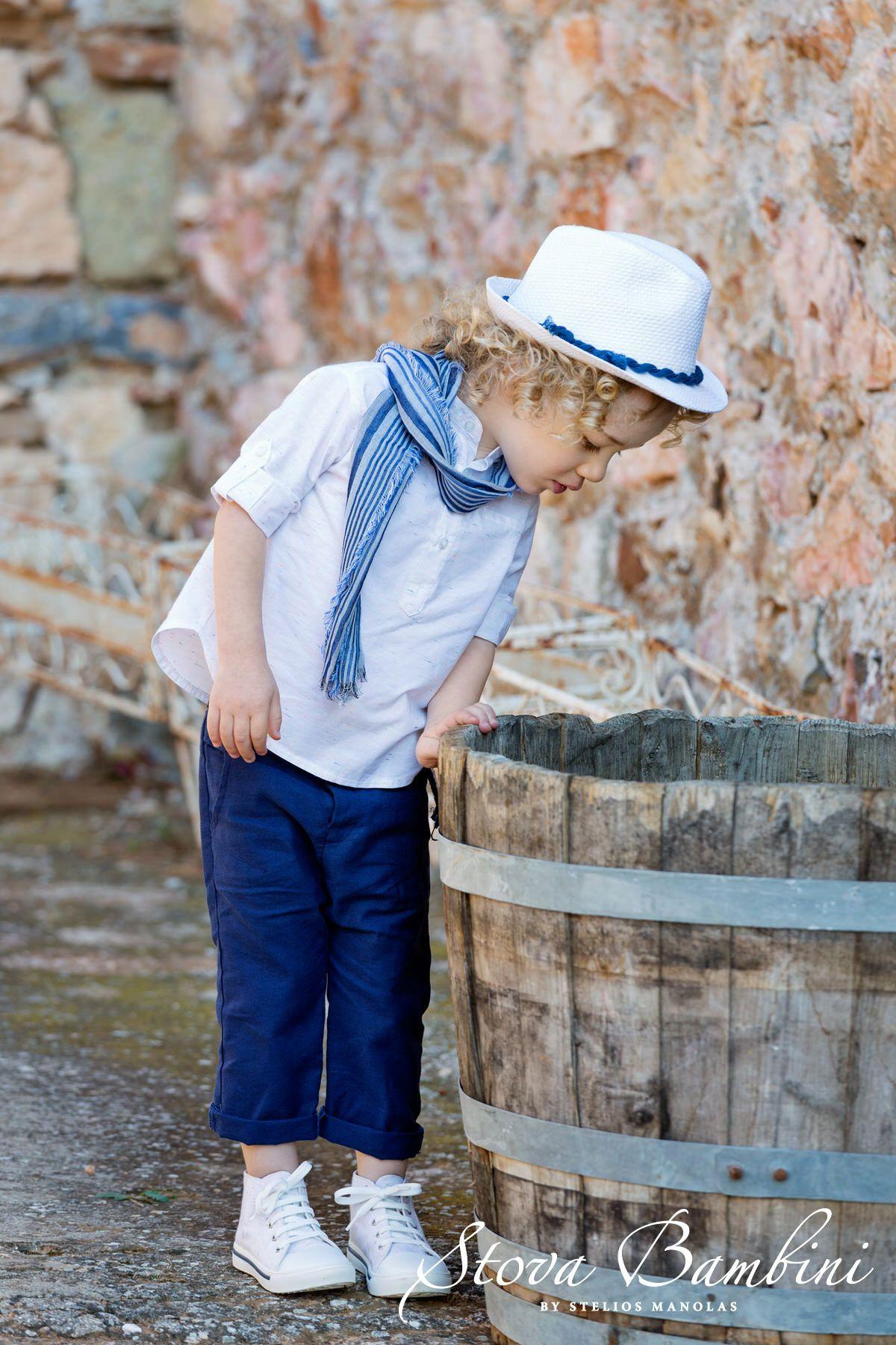 af08ce69d72 ΒΑΠΤΙΣΤΙΚΟ ΡΟΥΧΟ STOVA BAMBINI   STOVA BAMBINI   Boy baptism outfit ...