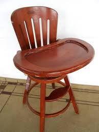 Resultado de imagen para sillas de comer de madera para bebes mi beb bebe madera y sillas - Sillas de comer para bebes ...
