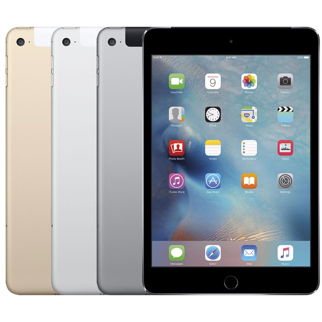 Apple Ipad Mini 4 16gb 7 9 Verizon Wireless 4g Lte Gsm Unlocked Wifi Cellular Hintergrundbilder