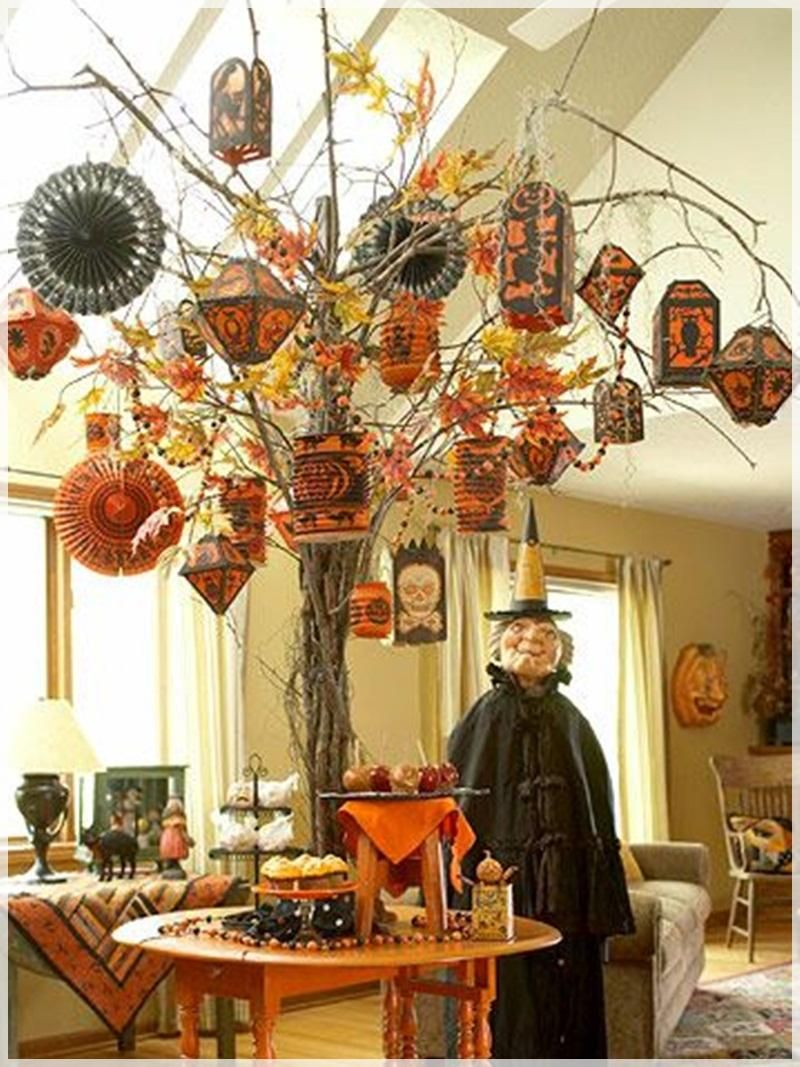 Halloween decorations  IDEAS INSPIRATIONS Halloween Decorating - Halloween Decoration Ideas Pinterest