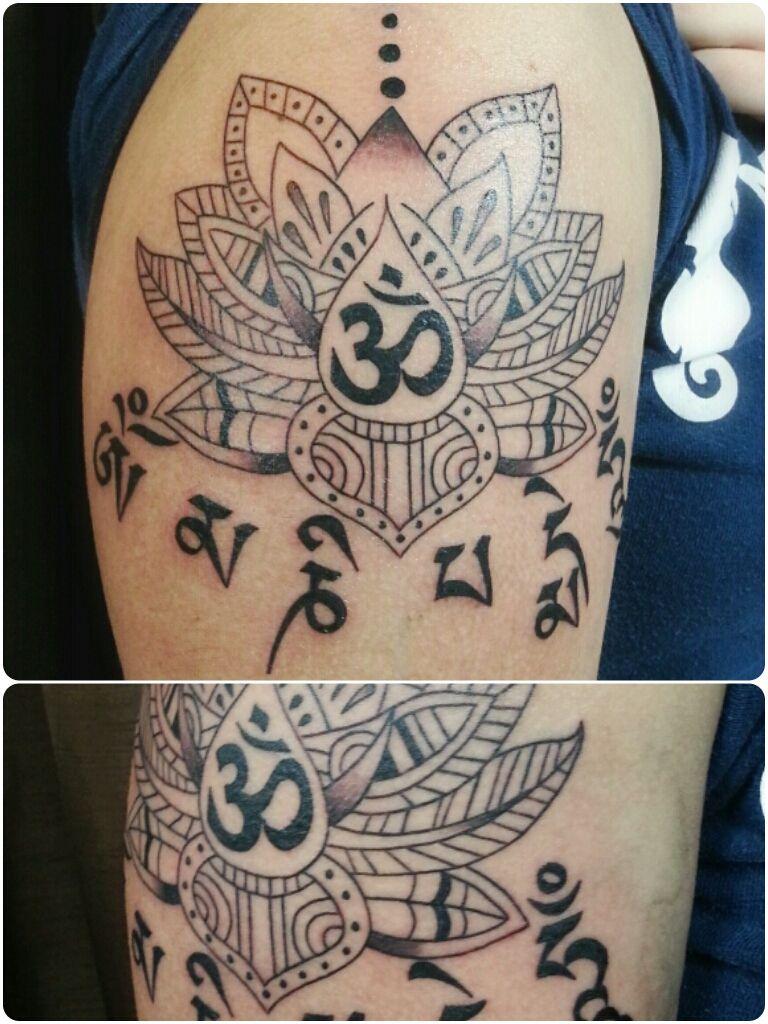 Chakra tattoo google search tattoo ideas pinterest chakra shoulder om symbol and lotus design tattoo izmirmasajfo Image collections