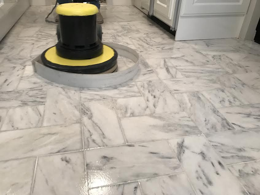 Learn More About Our Chicago Marble Floor Polishing Services This