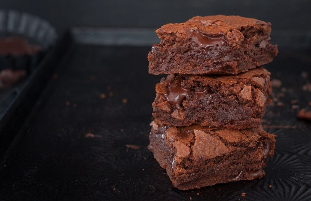 Some Kitchen Stories | Double Chocolate Brownies | http://somekitchenstories.com