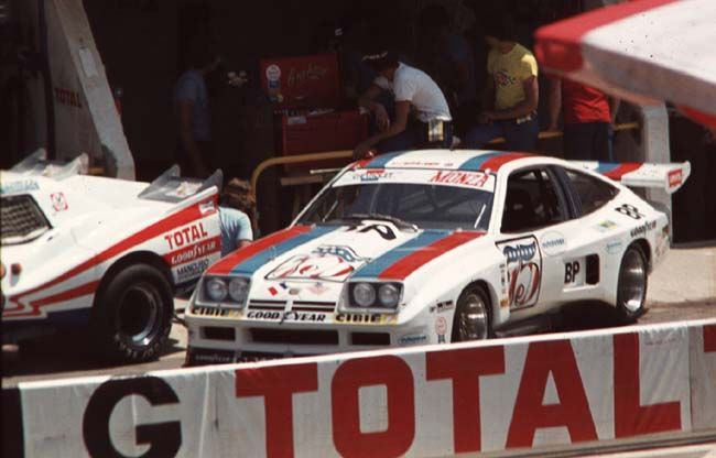 1976 Chevrolet Monza Gt Chevrolet 5 562 Cc A Michael Keyser