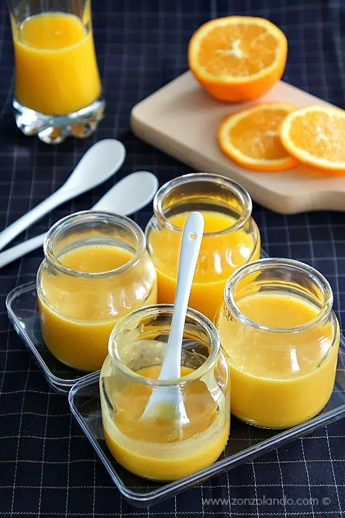 Orange curd fatto in casa ricetta homemade recipe